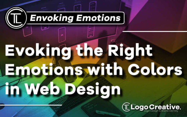 Evoking the Right Emotions with Colors in Web Design