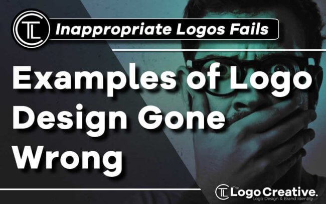 Examples of Logo Design Gone Wrong