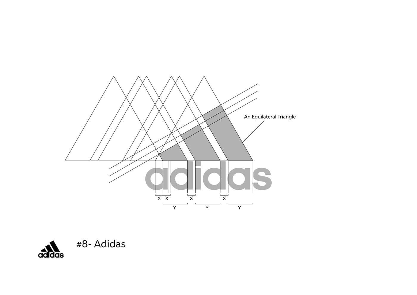 Famous Logo - Adidas - Logo Grid-min