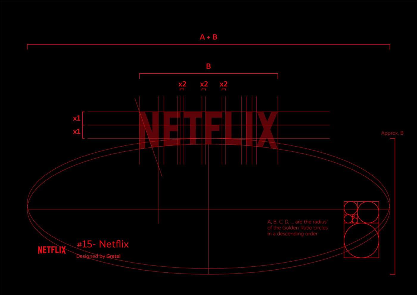 Famous Logo - Netflix - Logo Grid-min