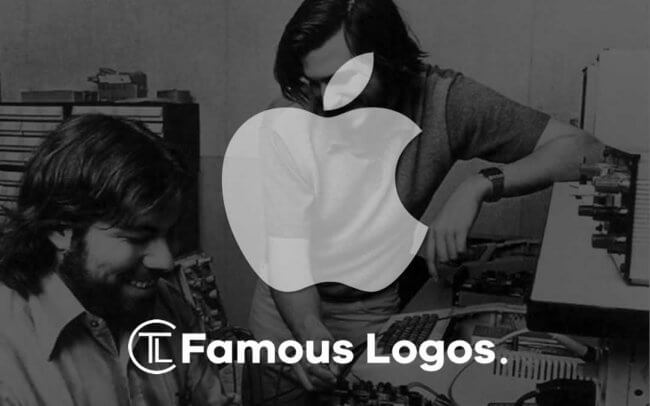 Famous Logos - Apple - The Logo Creative