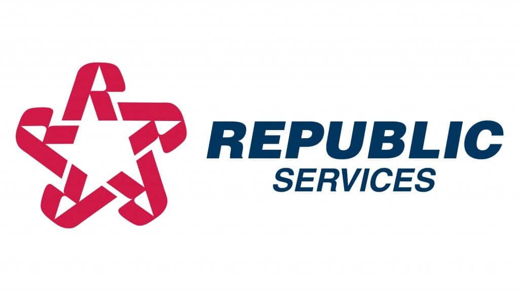 Favorite Logo - Republic Services