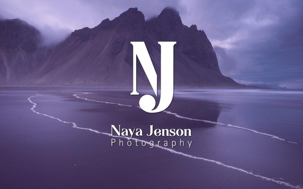 Naya Jenson Potography - The Logo Creative