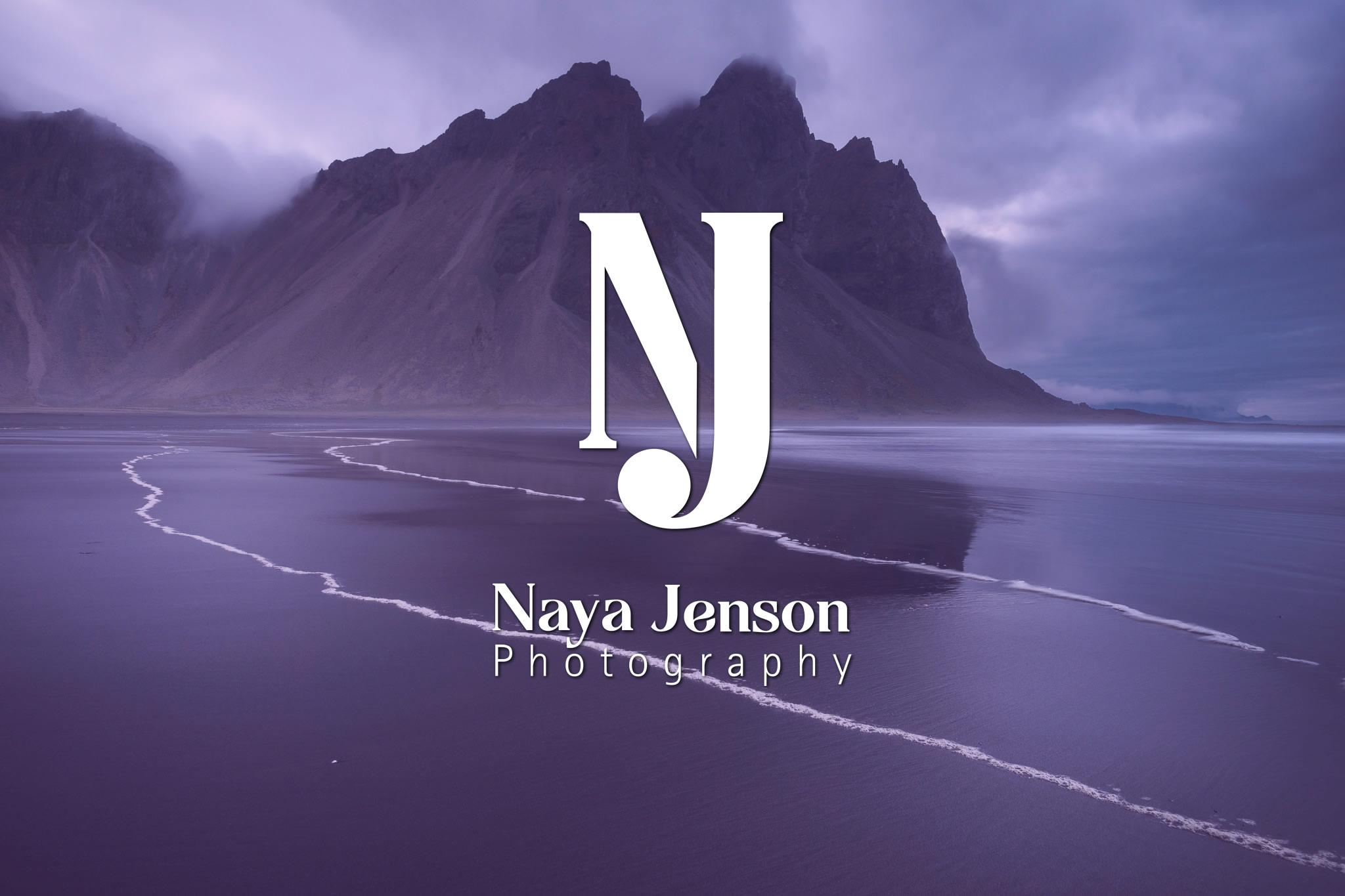 Naya Jenson Potography - The Logo Creative