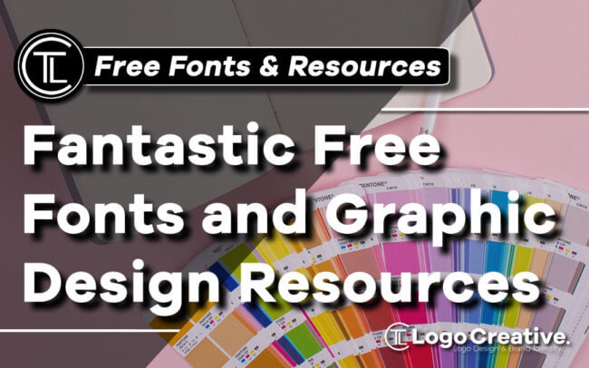 Free Fonts and Graphic Design Resources