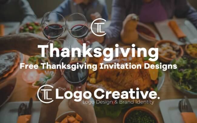 Free Thanksgiving Invitation Designs