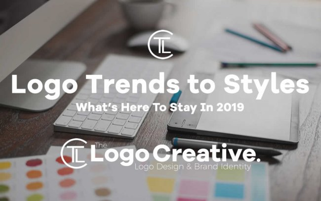 From Logo Design Trends To Styles What's Here To Stay In 2019