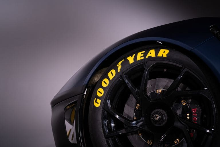 Good Year Logo Design