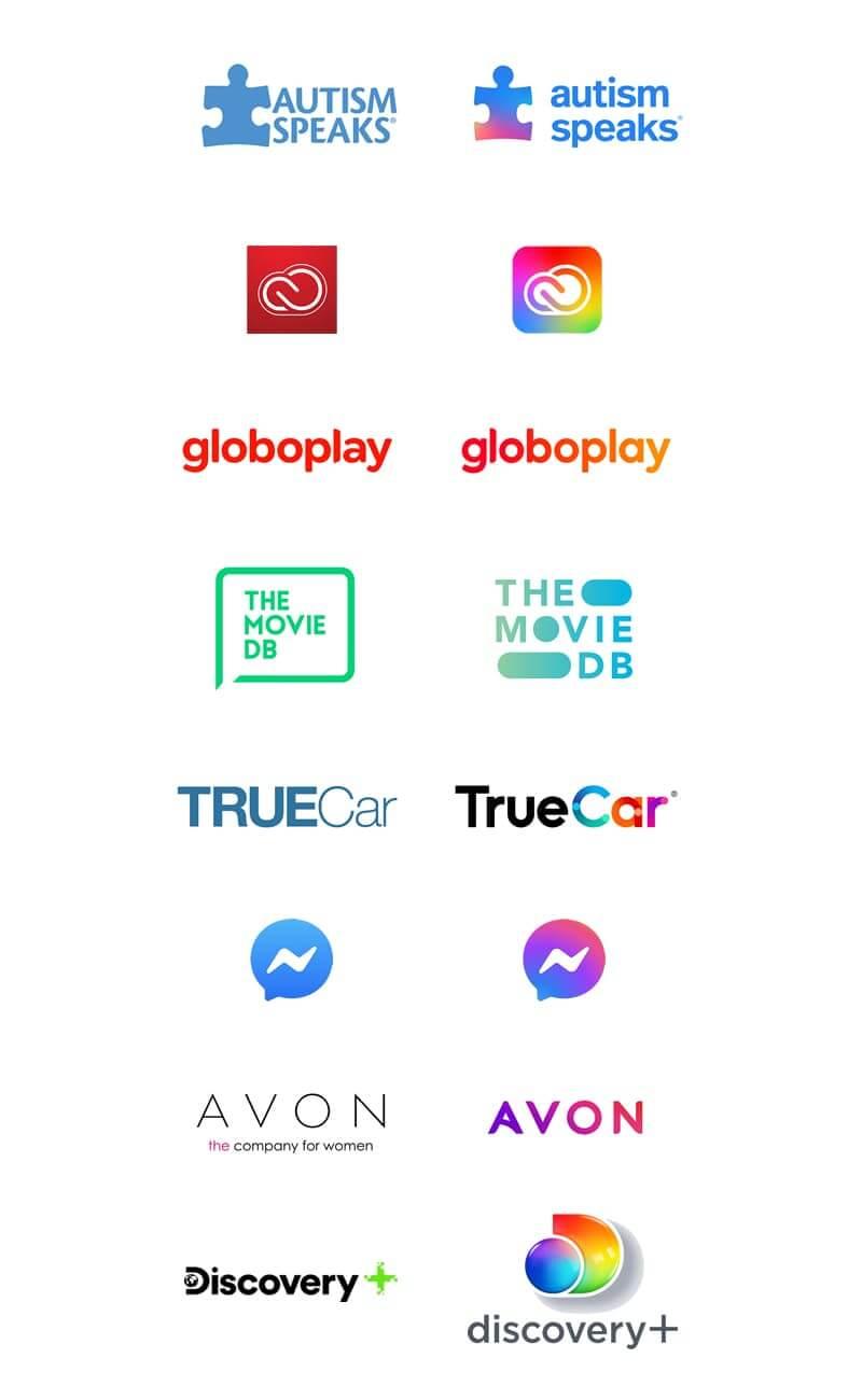 Gradient Logo Design 2020