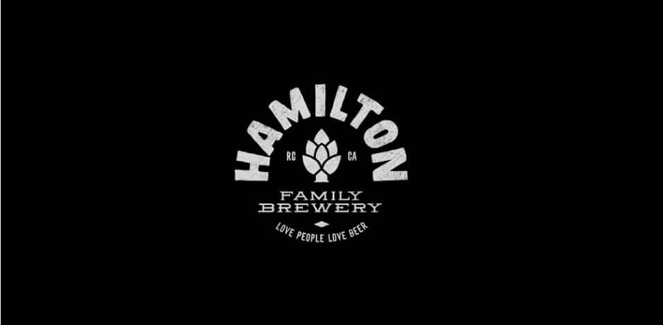 Hamilton Family Brewery Logo Design - Designer Interview Emanuele Ricci - The Logo Creative