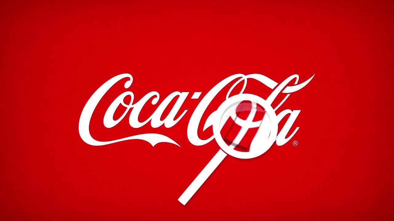 Hidden Secret in Coca-Cola Logo Design
