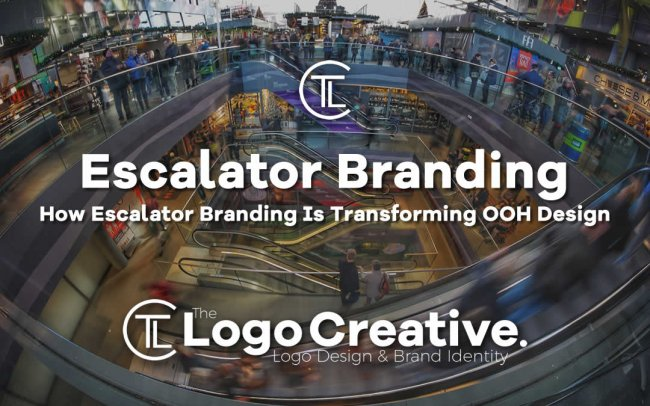 How Escalator Branding Is Transforming OOH Design