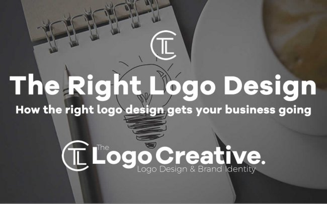 How the right logo design gets your business going