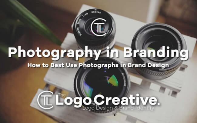 How to Best Use Photographs in Brand Design