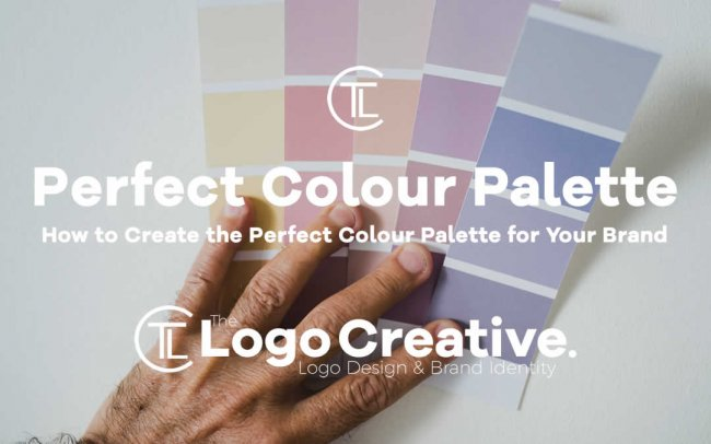How to Create the Perfect Colour Palette for Your Brand