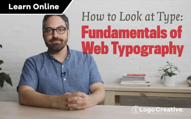 How to Look at Type - Fundamentals of Web Typography