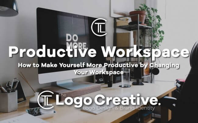 How to Make Yourself More Productive by Changing Your Workspace