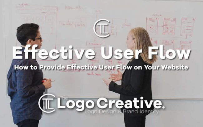 How to Provide Effective User Flow on Your Website
