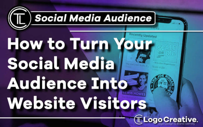 How to Turn Your Social Media Audience Into Website Visitors