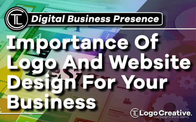 Importance Of Logo And Website Design For Your Business