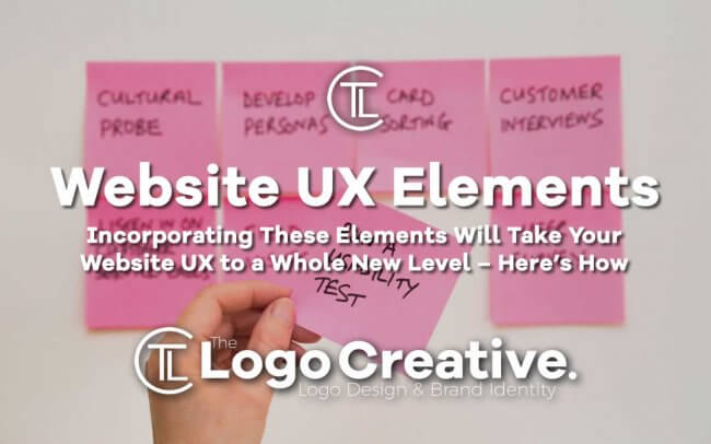 Incorporating These Elements Will Take Your Website UX to a Whole New Level – Here's How