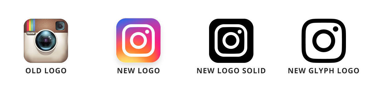 Instagram Logo Design Evolution