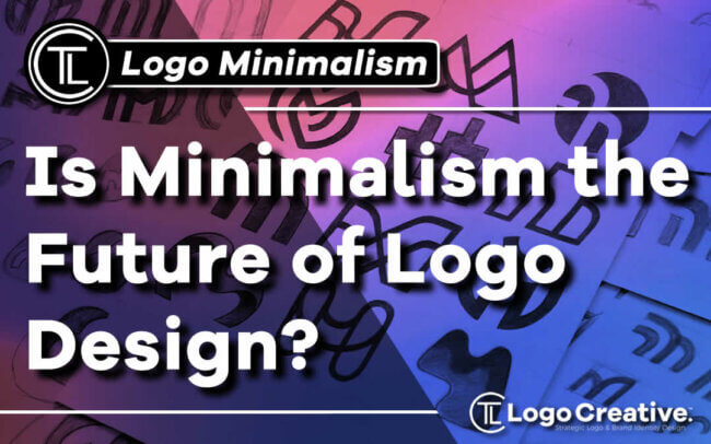 Is Minimalism the Future of Logo Design