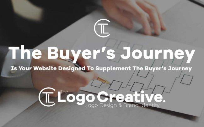 Is Your Website Designed To Supplement The Buyer's Journey