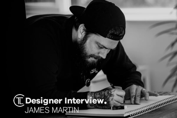 Designer Interview With James Martin