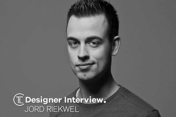 Designer Interview With Jord Riekwel