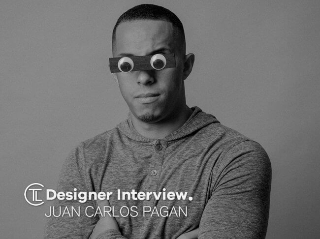 Juan Carlos Pagan Designer Interview