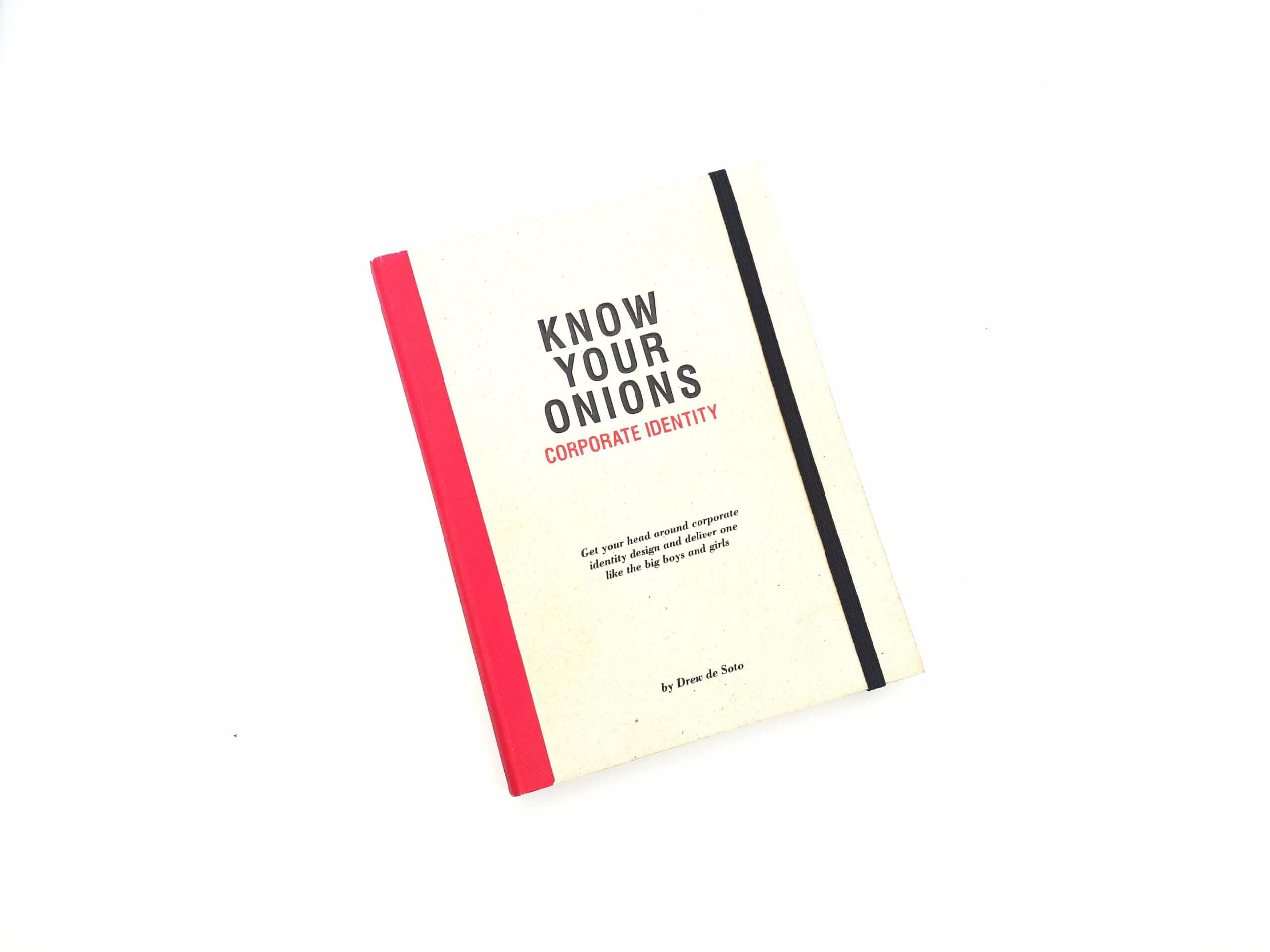 Know Your Onions - Corporate Identity By Drew de Soto - Book Review_2