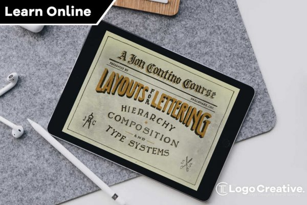 Layouts For Lettering: Hierarchy, Composition, and Type Systems With Jon Contino