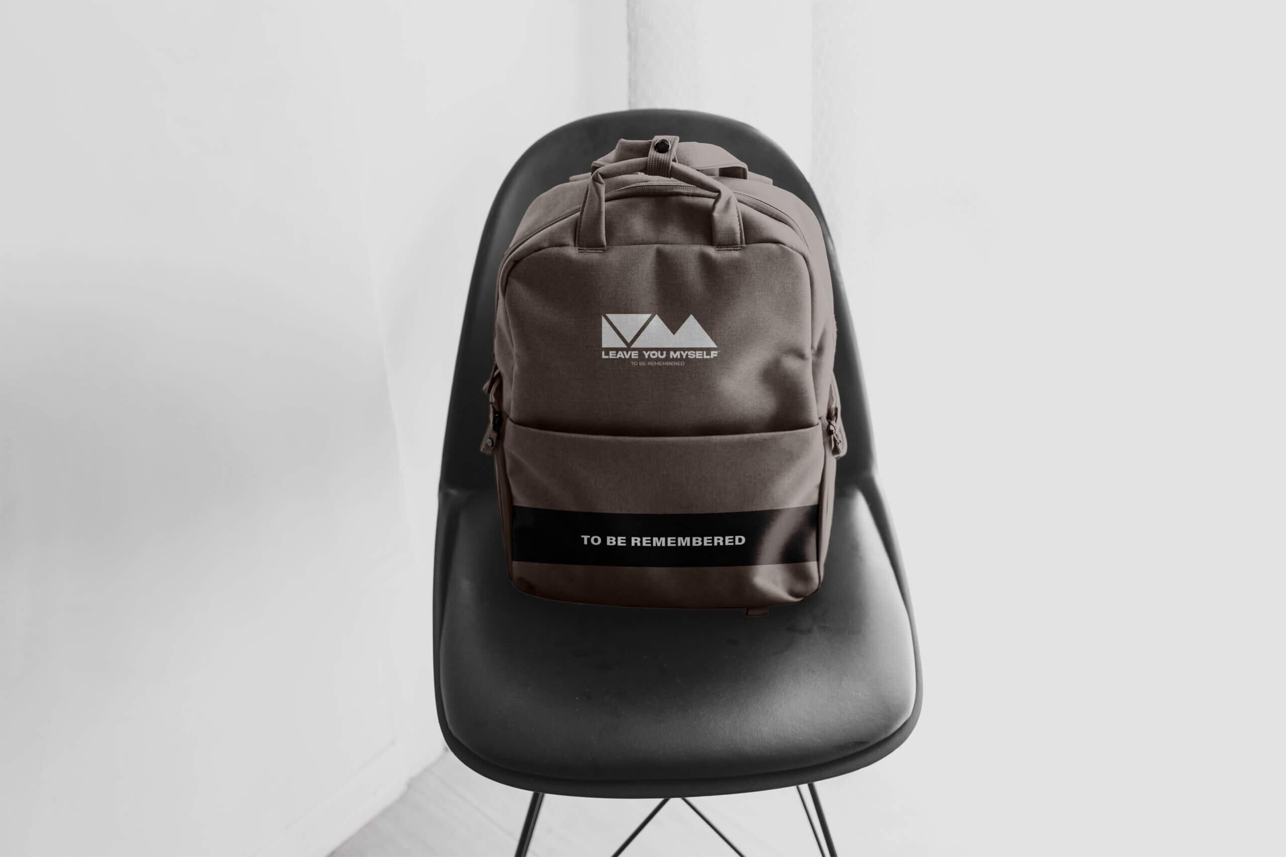 Leave You Myself - Backpack