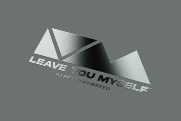 Leave You Myself - Logo & Brand Identity Design