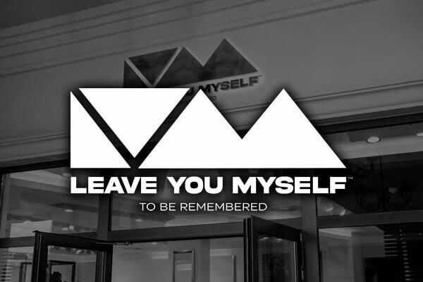 Leave You Myself - The Logo Creative