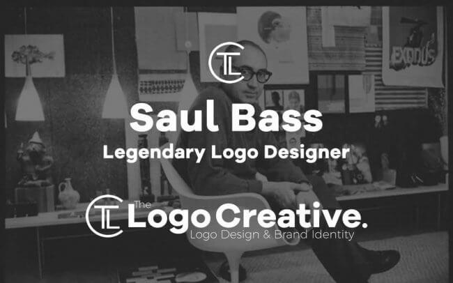 Legendary Logo Designer Saul Bass