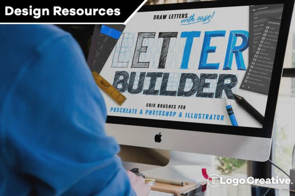 Letter Builder – Drawing Consistent Letter-Forms