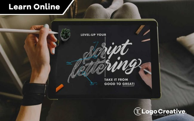 Level-Up Your Script Lettering! With Ian Barnard.