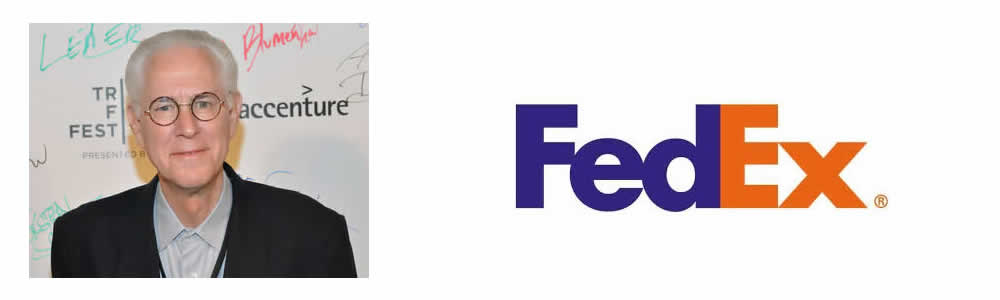 Lindon Leader - Fedex Logo - Famous Logo Designers and Their Distinctive Style