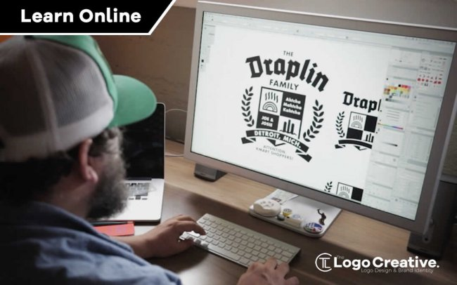 Logo Design with Draplin - Secrets of Shape, Type and Color