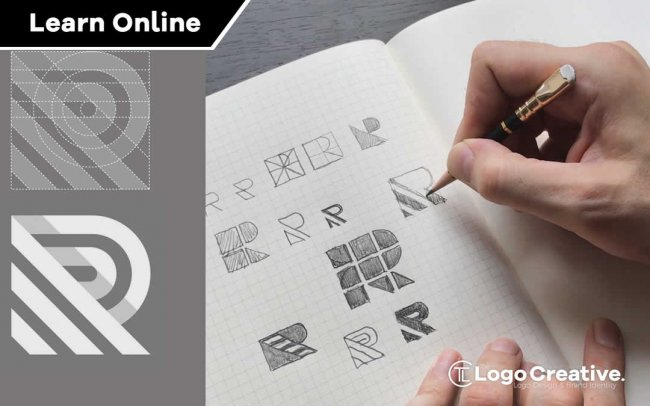 Logo Design with Grids - Timeless Style from Simple Shapes