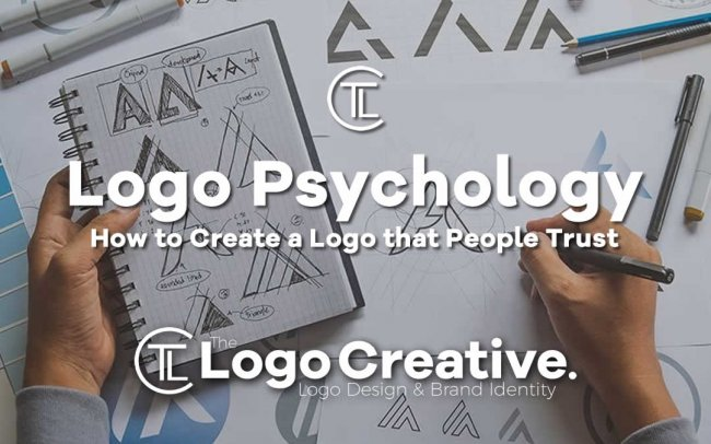Logo Psychology: How to Create a Logo that People Trust