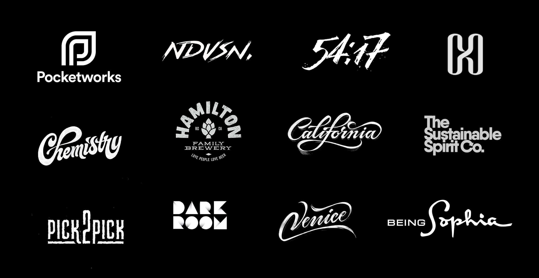 Designer Interview With Emanuele Ricci - Logo Design