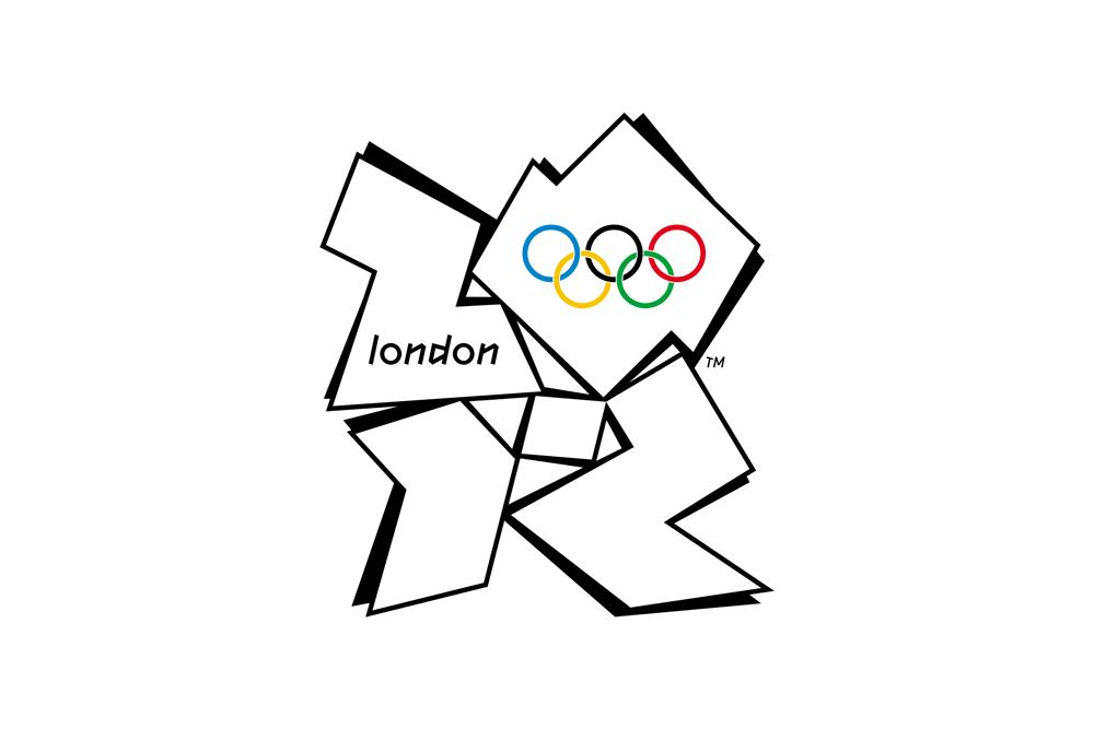 Logos más caros del mundo: Logotipo de los Juegos Olímpicos de Londres 2012: 625.000 dólares