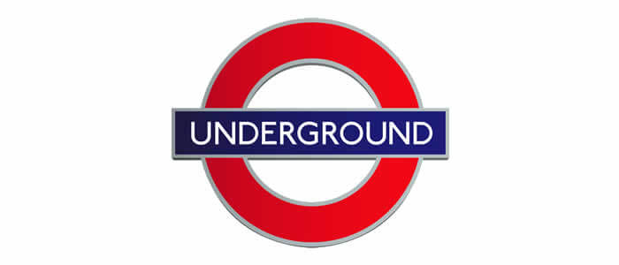 London Underground Logo Design