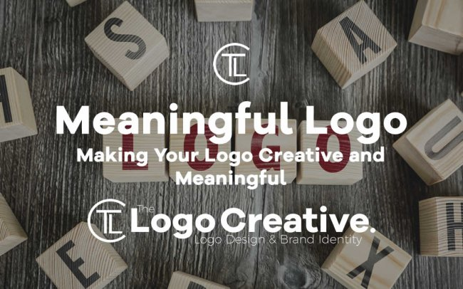 Making Your Logo Creative and Meaningful