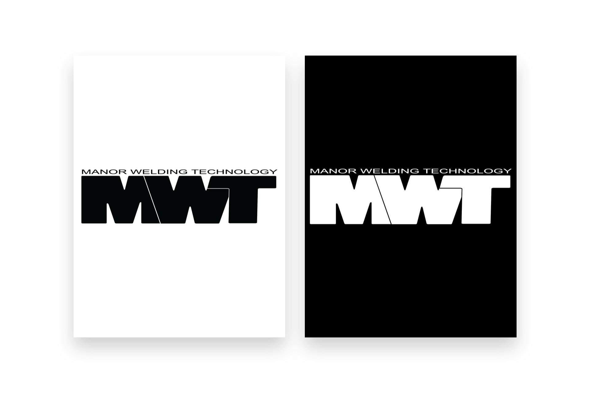 Manor Welding Technology Ltd Logo Design