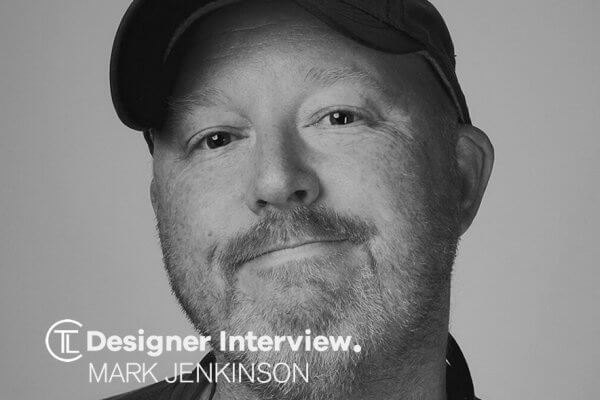 Mark Jenkinson Designer Interview