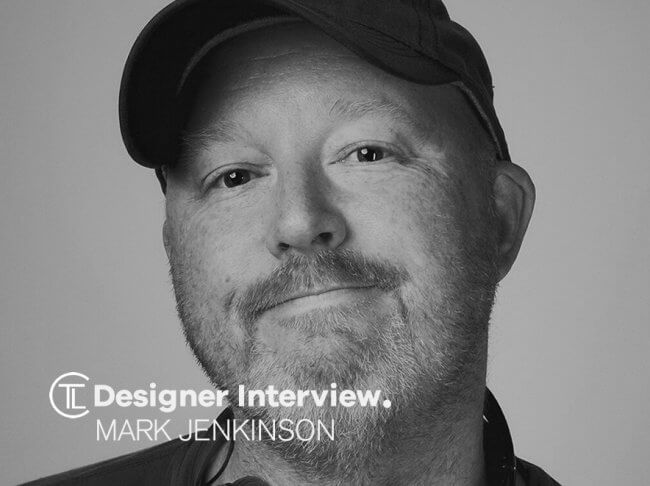 Mark Jenkinson Designer Interview